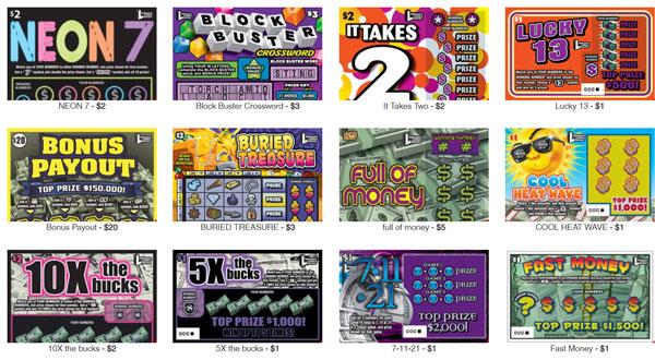 Delaware Online Lottery