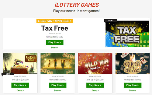New Hampshire Online Lottery