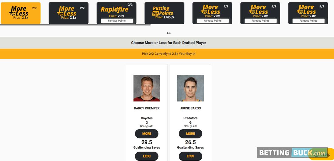NHL Scoring Champ Contetst