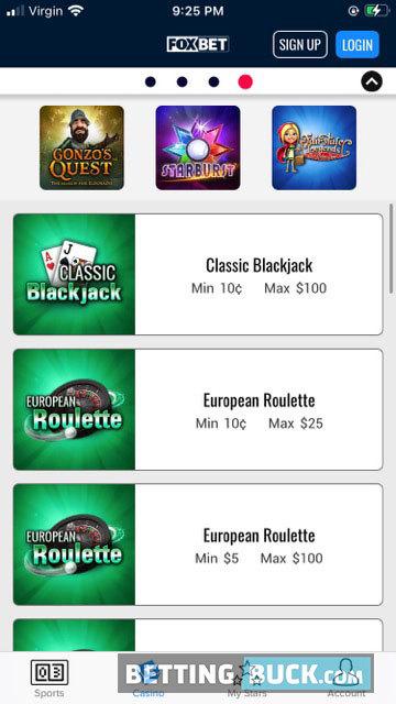 FOX Bet Casino