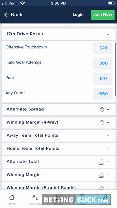 FanDuel Sportsbook instant betting
